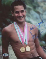 "Greg Louganis Signed 8x10 Photo Inscribed ""Believe In Yourself!"" (Beckett COA) at PristineAuction.com"