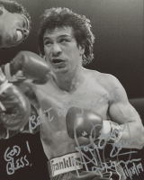"Ray ""Boom Boom"" Mancini Signed 8x10 Photo Inscribed ""Best of Success,"" ""God Bless!"" & ""11/18/19"" (Beckett COA) at PristineAuction.com"