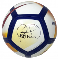 Philippe Coutinho Signed FC Barcelona Soccer Ball (Beckett COA) at PristineAuction.com