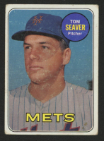 Tom Seaver 1969 Topps #480 at PristineAuction.com
