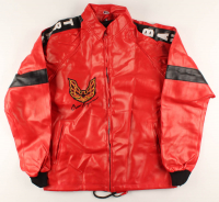 "Burt Reynolds Signed ""Smokey and the Bandit"" Leather Jacket (Beckett COA) (Imperfect) at PristineAuction.com"
