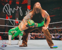 Bray Wyatt Signed WWE 8x10 Photo (SI COA) at PristineAuction.com