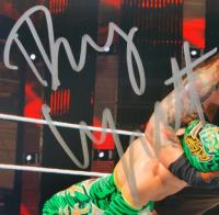 Bray Wyatt Signed WWE 8x10 Photo (SI COA) at PristineAuction.com