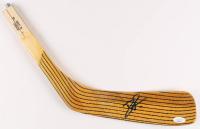 Zach Parise Signed Hockey Stick Blade (JSA COA) at PristineAuction.com