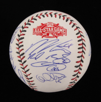2015 All-Star Game Baseball Signed by (20) with Mike Trout, Manny Machado, Salvador Perez, David Price, Chris Archer (JSA ALOA) at PristineAuction.com