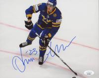 Oliver Ekman-Larsson Signed Team Sweden 8x10 Photo (JSA COA) at PristineAuction.com