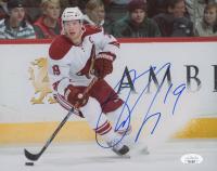 Shane Doan Signed Coyotes 8x10 Photo (JSA COA) at PristineAuction.com