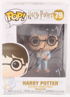 "Daniel Radcliffe Signed ""Harry Potter"" #79 Harry Potter Funko Pop! Vinyl Figure (Beckett COA) at PristineAuction.com"