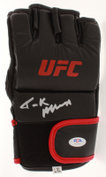 Tank Abbott Signed UFC Glove (PSA COA) at PristineAuction.com