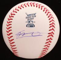 Vladimir Guerrero Jr. Signed 2019 Home Run Derby OML Baseball (PSA COA) at PristineAuction.com