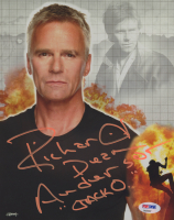 """Richard Dean Anderson Signed 8x10 Photo Inscribed """"Jack O"""" (PSA COA) at PristineAuction.com"""