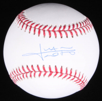 Juan Soto Signed OML Baseball (JSA COA) at PristineAuction.com
