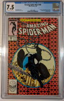 "1988 ""The Amazing Spider-Man"" Issue #300 Marvel Comic Book (CGC 7.5) at PristineAuction.com"