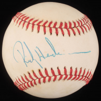 Rickey Henderson Signed OAL Baseball (JSA Hologram) at PristineAuction.com