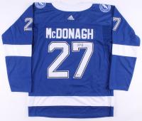 Ryan McDonagh Signed Lightning Jersey (Beckett COA) at PristineAuction.com