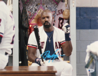 "Dennis Haysbert Signed ""Major League"" 11x14 Photo (Beckett COA) at PristineAuction.com"