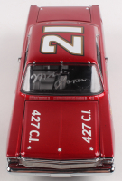 Marvin Panch Signed NASCAR #21 1965 Ford Galaxie 1:24 Premium Diecast Car (PA COA) at PristineAuction.com