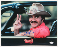 "Burt Reynolds Signed ""Smokey and the Bandit"" 11x14 Photo (BJSA Hologram) at PristineAuction.com"