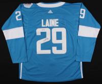 Patrik Laine Signed Team Finland Jersey (PSA COA) at PristineAuction.com