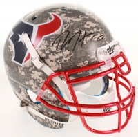 DeAndre Hopkins Signed Texans Full-Size Authentic On-Field Hydro-Dipped Helmet (JSA COA) at PristineAuction.com