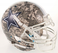 Tony Romo Signed Cowboys Full-Size Authentic On-Field Hydro-Dipped Helmet (Beckett COA) at PristineAuction.com