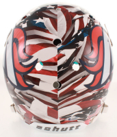 John Elway Signed Broncos Full-Size Authentic On-Field Hydro-Dipped Helmet (Beckett COA) at PristineAuction.com