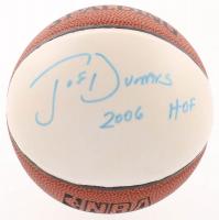 "Joe Dumars Signed Mini Basketball Inscribed ""2006 HOF"" (PSA COA) at PristineAuction.com"