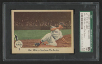 Ted Williams 1959 Fleer Ted Williams #31 / 1946 / Sox Lose The Series (SGC 7.5) at PristineAuction.com