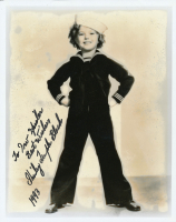 """Shirley Temple Signed 8x10 Photo Inscribed """"Best Wishes"""" & """"1993"""" (PSA LOA) at PristineAuction.com"""