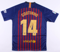 Philippe Coutinho Signed FC Barcelona Jersey (Beckett COA) at PristineAuction.com