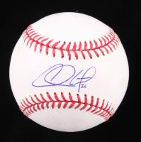 Chase Utley Signed OML Baseball (JSA COA) at PristineAuction.com