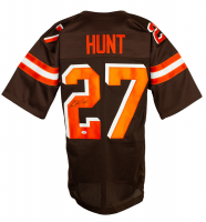 Kareem Hunt Signed Jersey (PSA COA) at PristineAuction.com