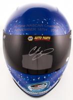 Chase Elliott Signed LE NASCAR 2014 Championship Full-Size Helmet (JSA COA) at PristineAuction.com