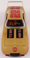 Bobby Allison Signed NASCAR #22 1969 Dodge Daytona 1:24 Premium Diecast Car (PA COA) at PristineAuction.com
