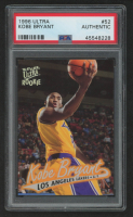 Kobe Bryant 1996-97 Ultra #52 RC (PSA Authentic) at PristineAuction.com