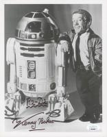 "Kenny Baker Signed ""Star Wars"" 8x10 Photo Inscribed ""R2-D2"" (JSA COA) at PristineAuction.com"