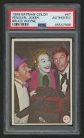 1966 Batman Color #47 Penguin, Joker, Bruce Wayne (PSA Authentic) at PristineAuction.com