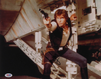 """Harrison Ford Signed """"Star Wars IV: A New Hope"""" 11x14 Photo (PSA LOA) at PristineAuction.com"""