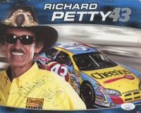 Richard Petty Signed NASCAR 8x10 Print (JSA Hologram) at PristineAuction.com