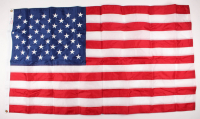 American Flag Flown Over the Capitol on July 4th, 2017 (Architect of the Capitol COA) at PristineAuction.com