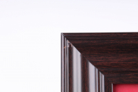 "Set of (4) LeRoy Neiman ""Scenes of San Francisco"" 19x22.5 Custom Framed Print Display with Joe Montana, Barry Bonds & Willie Mays at PristineAuction.com"