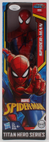 Tom Holland Signed Spider-Man Figure (JSA COA) at PristineAuction.com