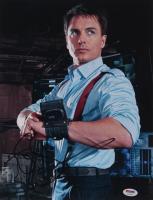 "John Barrowman Signed ""Torchwood: Miracle Day"" 11x14 Photo (PSA Hologram) at PristineAuction.com"