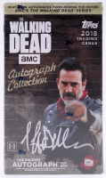 2018 Topps The Walking Dead Autograph Collection Hobby Box at PristineAuction.com