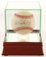 Cal Ripken Jr. Signed OL Baseball with Display Case (PSA COA) at PristineAuction.com
