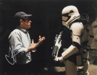 "J.J. Abrams Signed ""Star Wars"" 11x14 Photo (AutographCOA Hologram) at PristineAuction.com"
