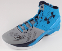 Stephen Curry Signed Under Armour Basketball Shoe (Beckett COA) at PristineAuction.com