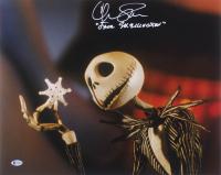 "Chris Sarandon Signed ""The Nightmare Before Christmas"" 16x20 Photo Inscribed ""Jack Skellington"" (Beckett COA) at PristineAuction.com"