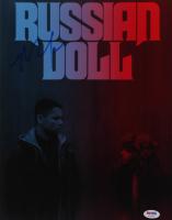 "Natasha Lyonne Signed ""Russian Doll"" 11x14 Photo (PSA Hologram) at PristineAuction.com"