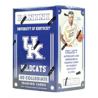2016 Panini Kentucky Collegiate Multi-Sport Blaster Box of (80) Cards at PristineAuction.com